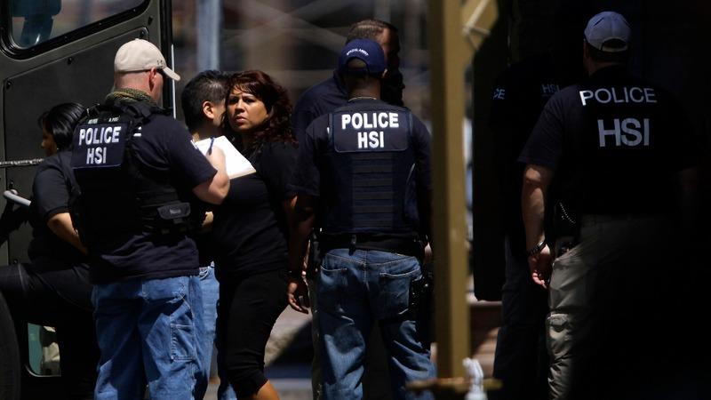 Trump delays planned ICE raids