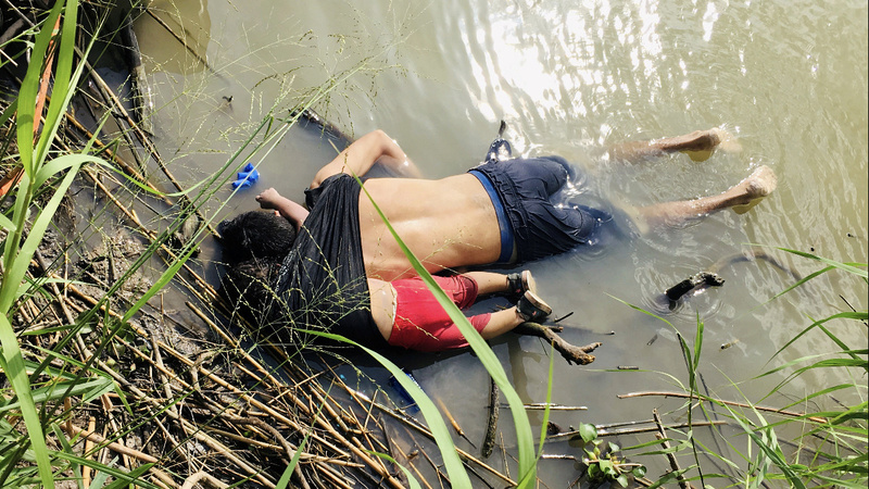 Senate OKs own border aid bill amid photo outrage