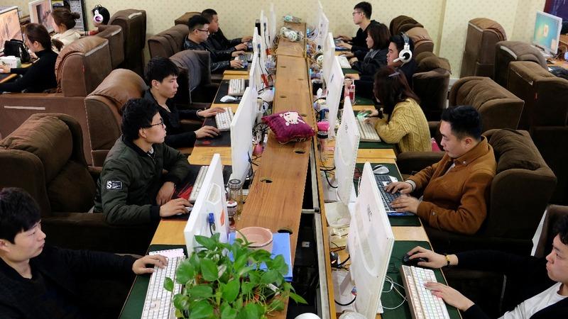 Data and cheap labor fuel China's AI dreams
