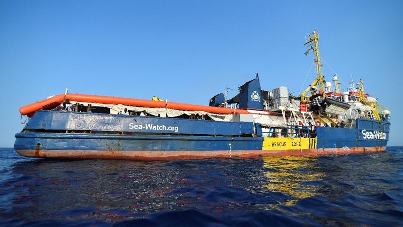 Italy investigates captain of migrant-rescue ship