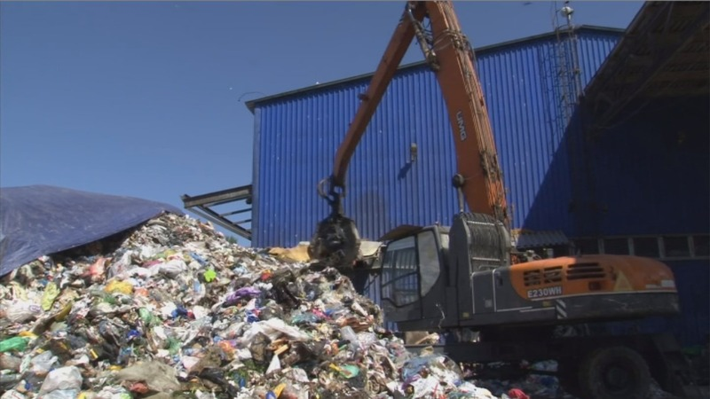 Grudge grows over Moscow's waste