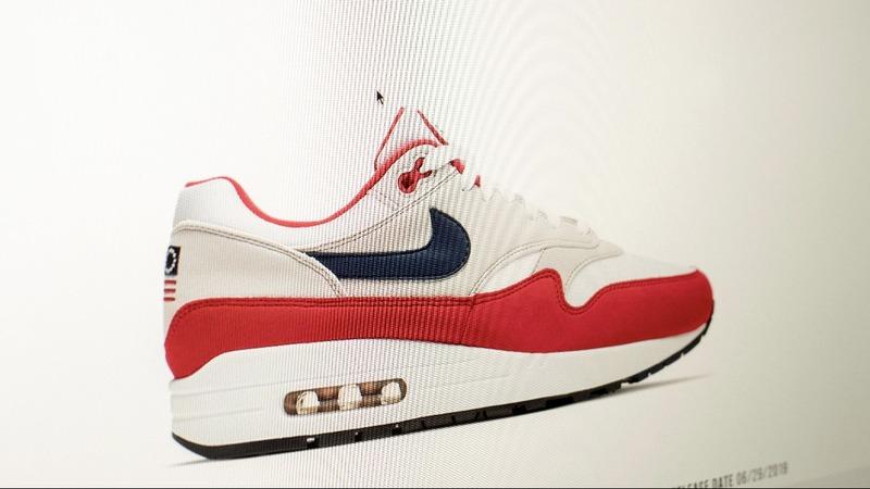 Nike pulls 'Betsy Ross Flag' sneaker