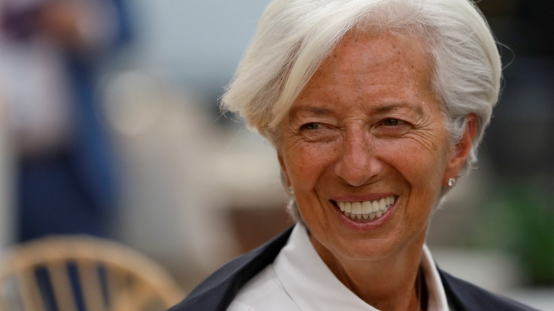 Macron nominates IMF's Lagarde for ECB top job