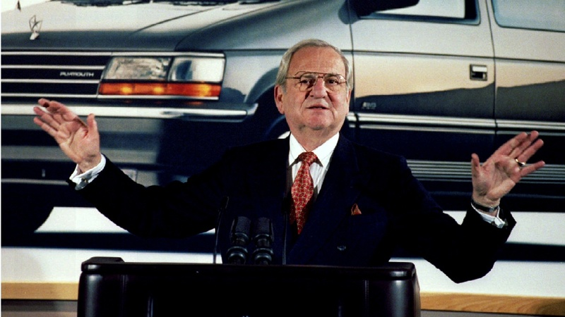 Lee Iacocca, father of Mustang and minivan, dead at 94