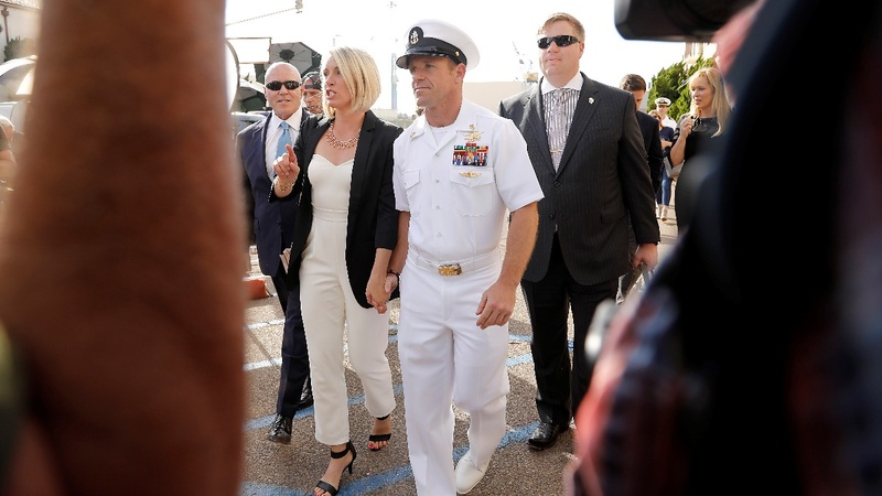Navy SEAL spared jail time in war crimes trial