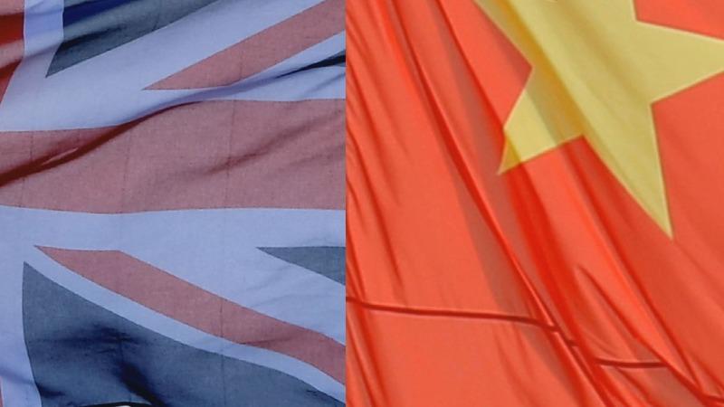 Colonial 'fantasy': UK, China spar over Hong Kong