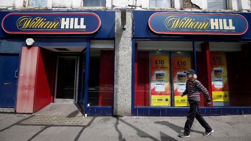 UK casino giant William Hill will shutter 700 shops