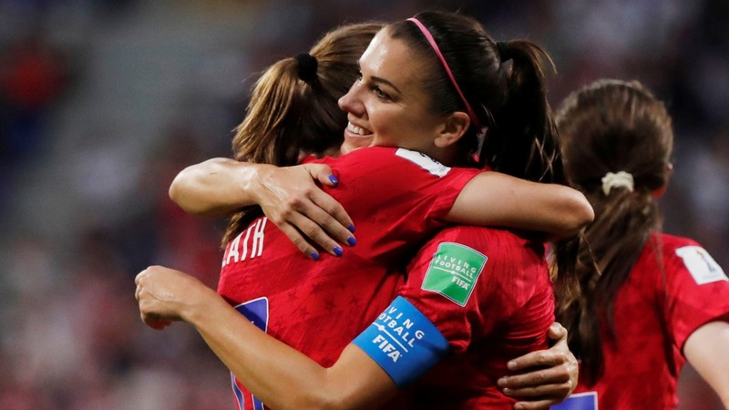 Women's soccer the big winner from World Cup