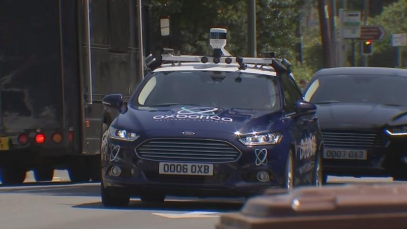 Driverless cars' big test: Europe's cranky roads