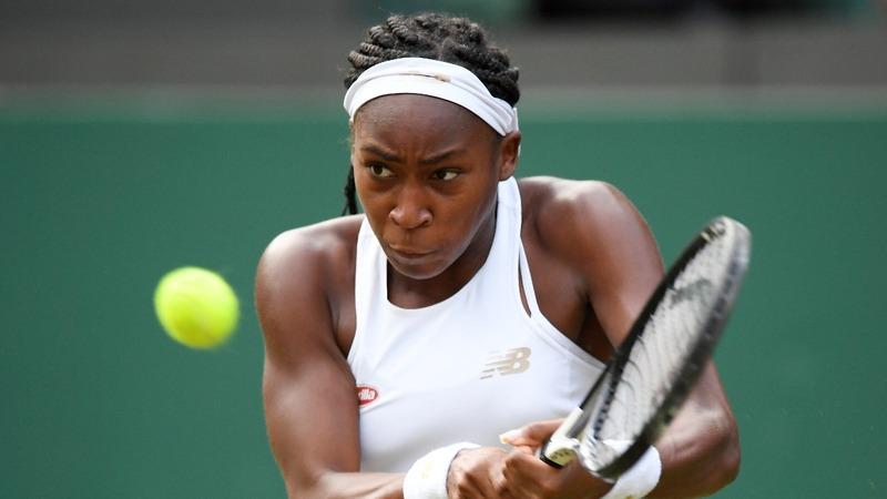 Winning at Wimbledon, 'Coco' capturing hearts