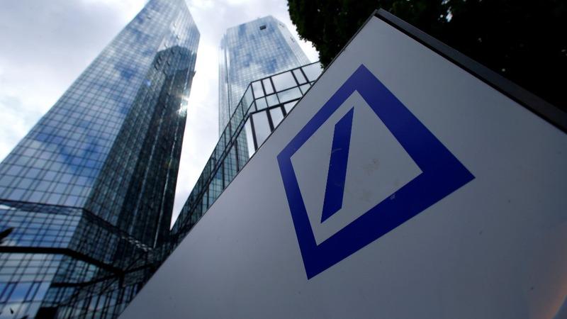 Deutsche Bank axes 18,000 jobs in restructuring