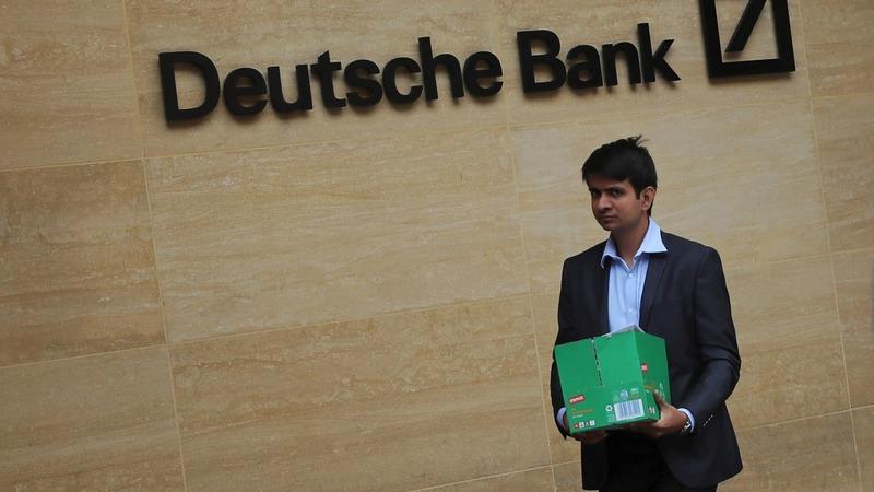 Do or die? Why Deutsche Bank is wielding the ax