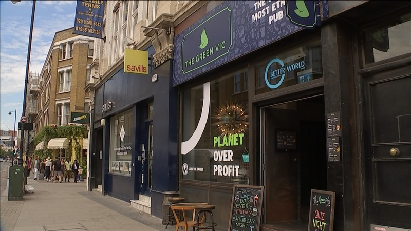 London pub aims to be world's most ethical