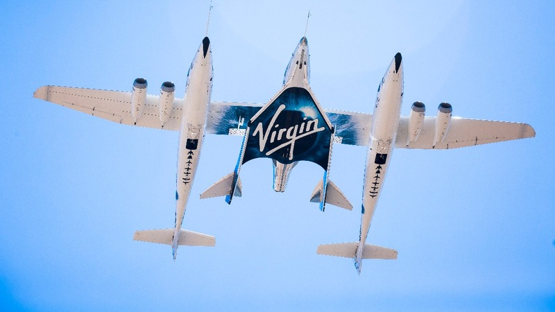 Virgin Galactic blasts off for share listing
