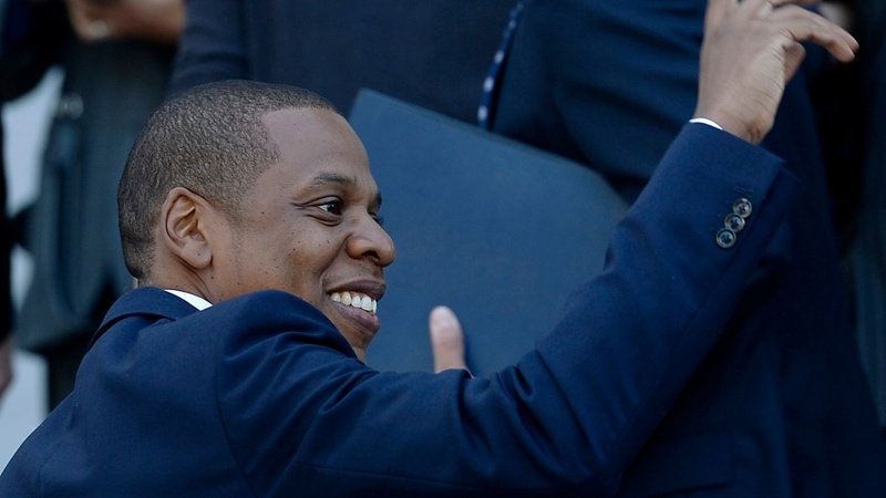 Jay-Z goes into the legal weed business