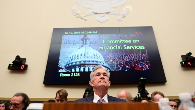 Powell testimony bolsters chance of July rate cut