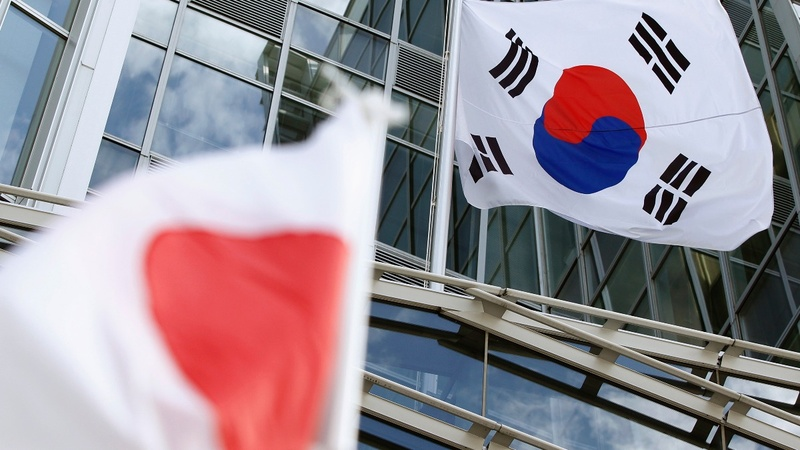 Tokyo and Seoul are in a high-tech trade dispute