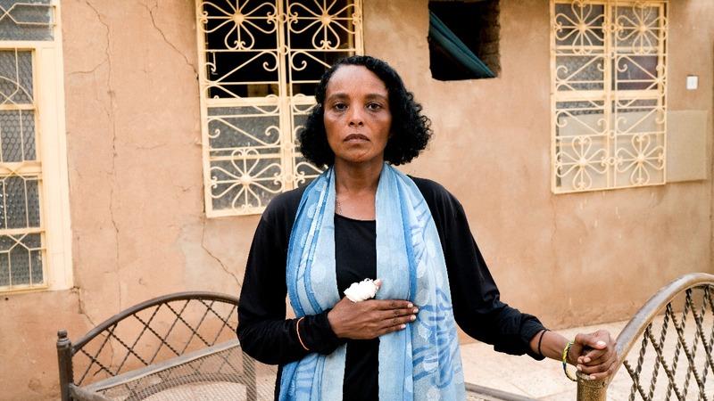 Sudan's women bear scars of fight for freedom