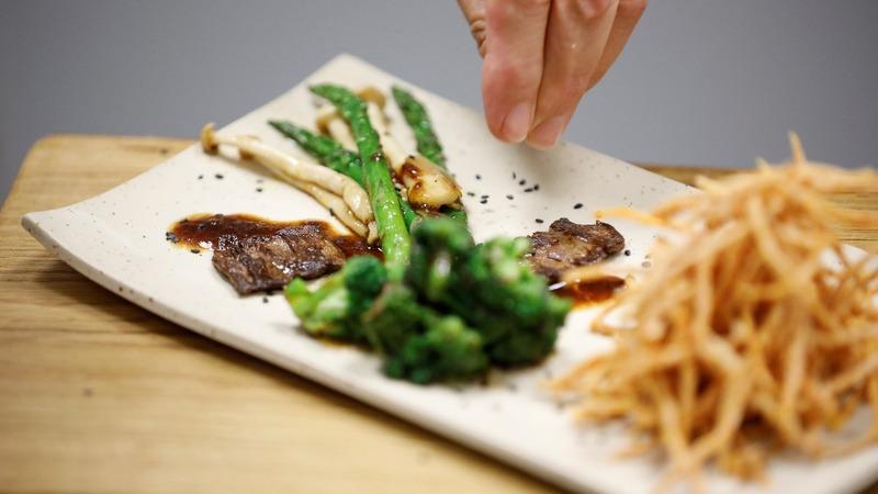 Lab-grown steak could soon be on the menu
