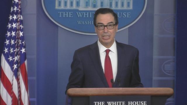 U.S. Treasury has 'serious concerns' over Libra