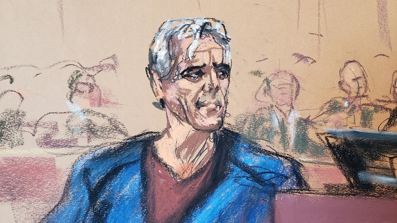 Alleged victims urge no bail for Epstein