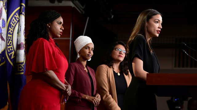 Dems ready vote condemning Trump's 'racist' tweets