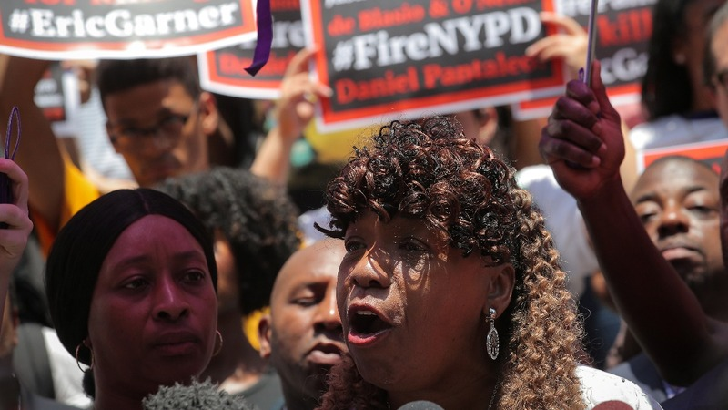 No federal charges in NYPD chokehold death