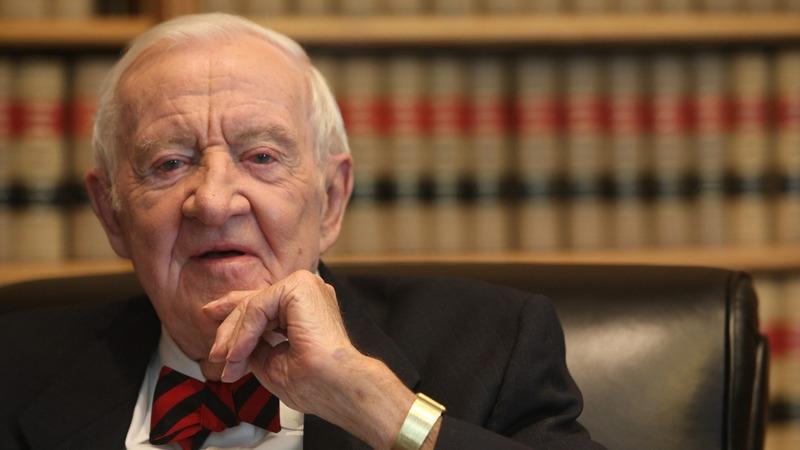 Former Justice John Paul Stevens dies at 99