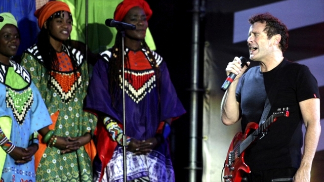 South Africa pays tribute to singer and activist Johnny Clegg