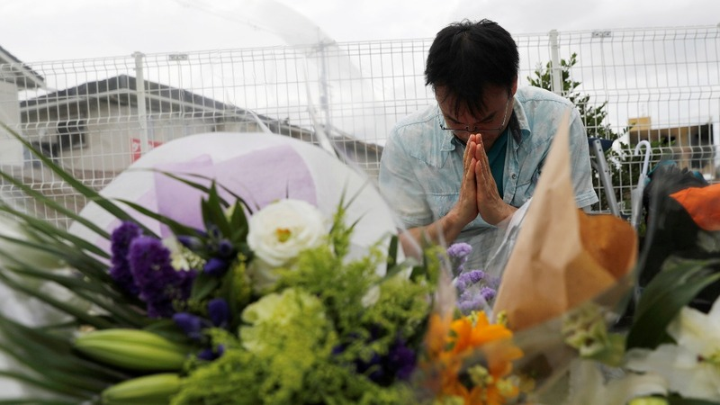 Japan arson suspect bore grudge against studio