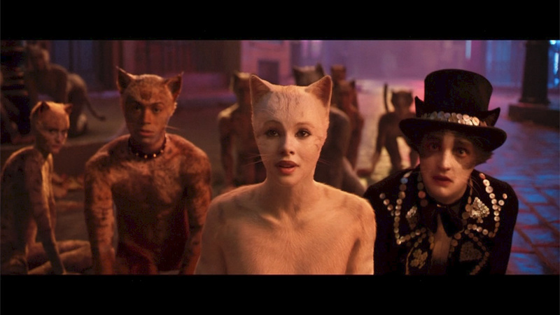 New 'Cats' trailer brings out the claws