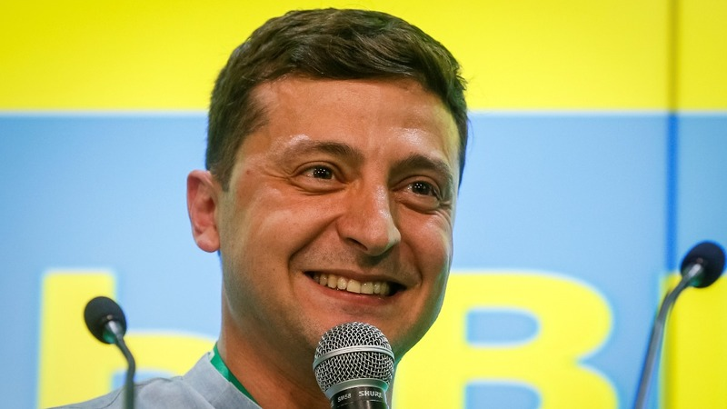 Ukraine hands president parliamentary win