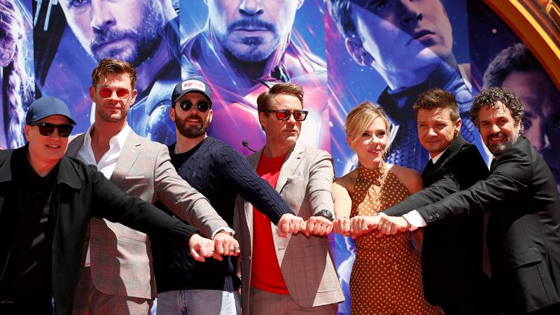 Inside the Marvel Cinematic Universe
