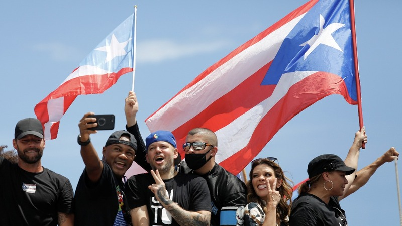'We are tired' San Juan braces for more protests