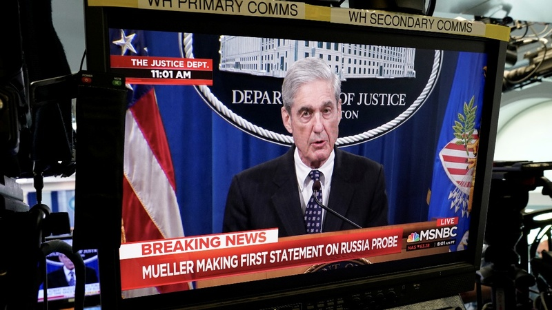 Republicans plan to tune out Mueller hearing: poll