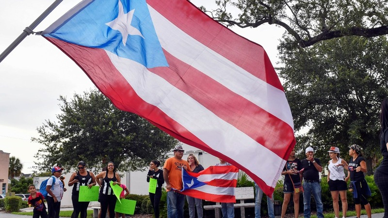 Puerto Rico protests take a toll on tourism