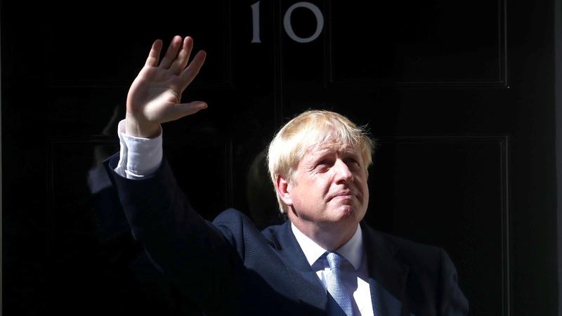Brexiteer Boris Johnson takes the reins