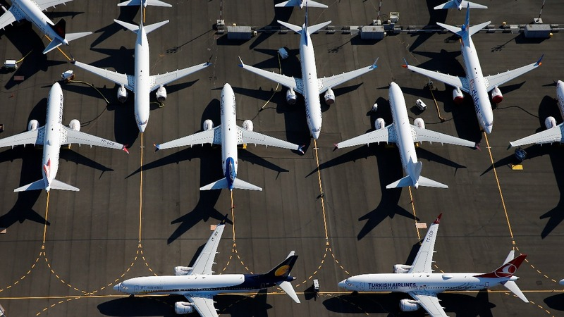 MAX crisis pushes Boeing to biggest-ever loss