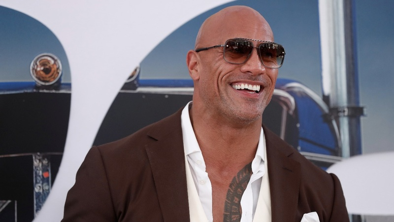 'The Rock' joins Hawaii protests against telescope