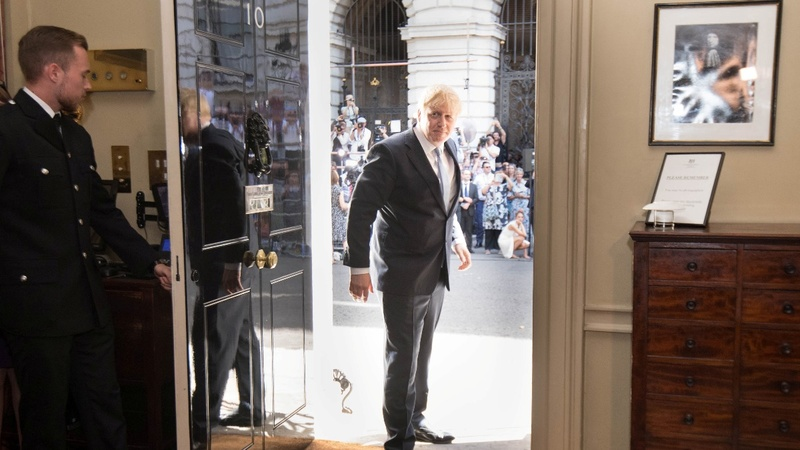 Johnson plots Brexit gambit with new cabinet