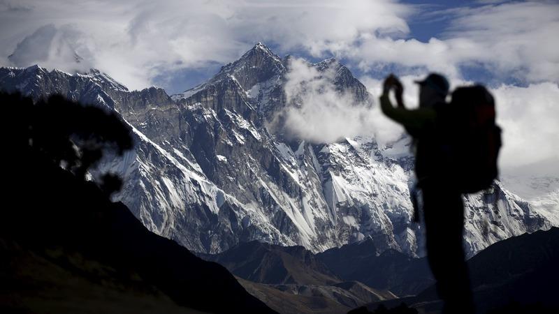 Lebanese Everest climber recalls hardship