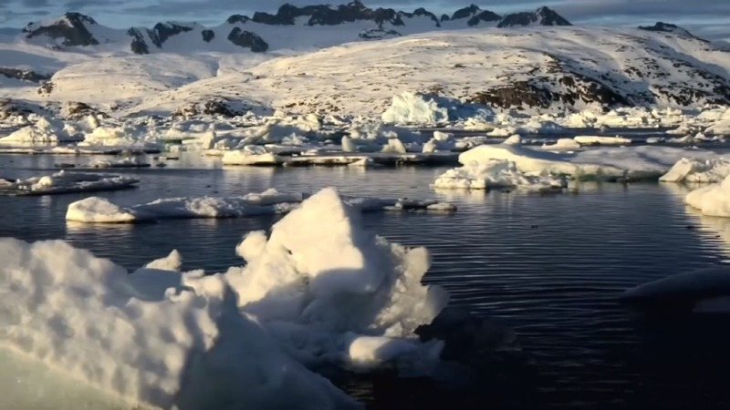 Glacier fears as Euro heatwave heads for Greenland