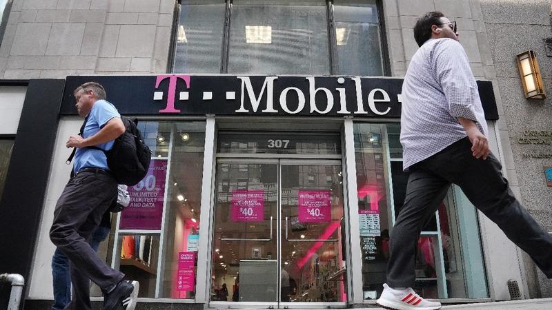 DOJ approves Sprint, T-Mobile merger