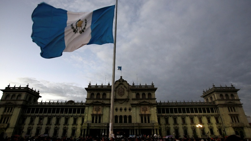 Guatemala signs immigration asylum deal with U.S.