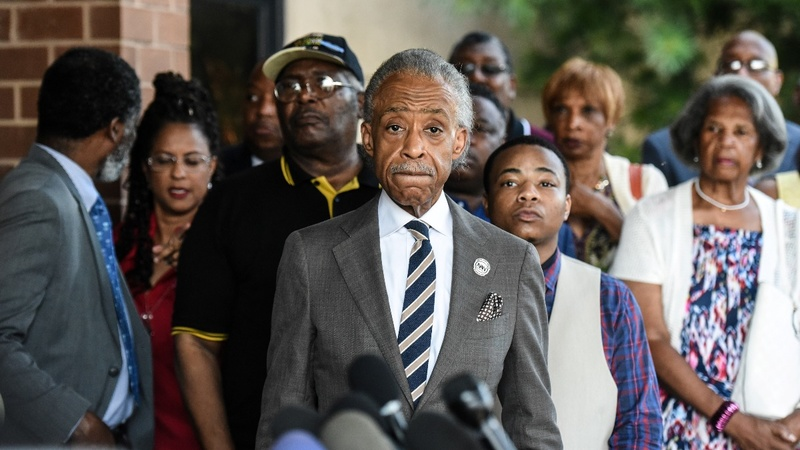 Sharpton calls Trump's Baltimore attacks racist