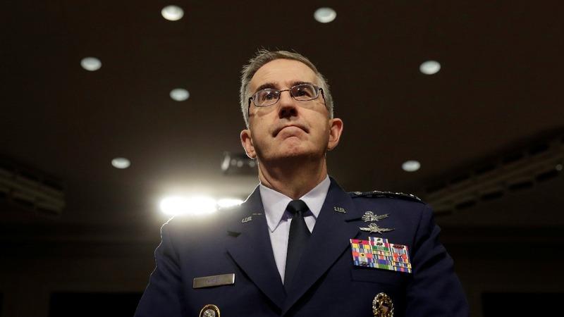Pentagon nominee denies sexual assault accusations
