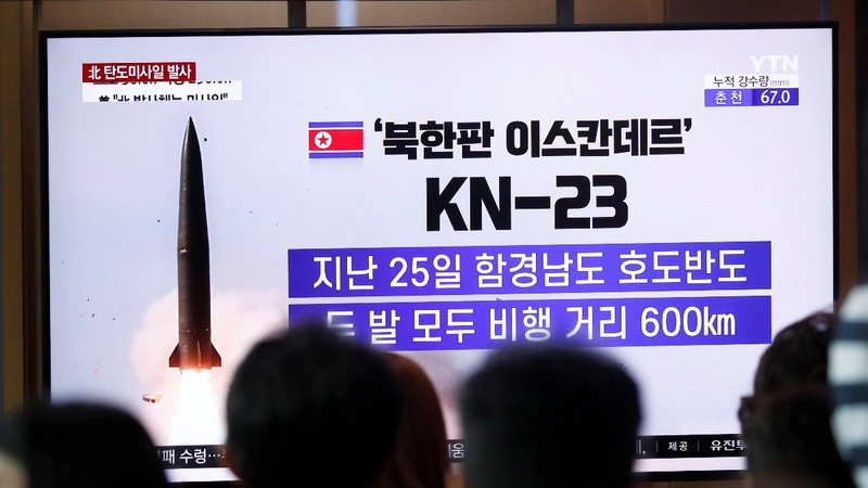 New missile test sows doubts on North Korea deal