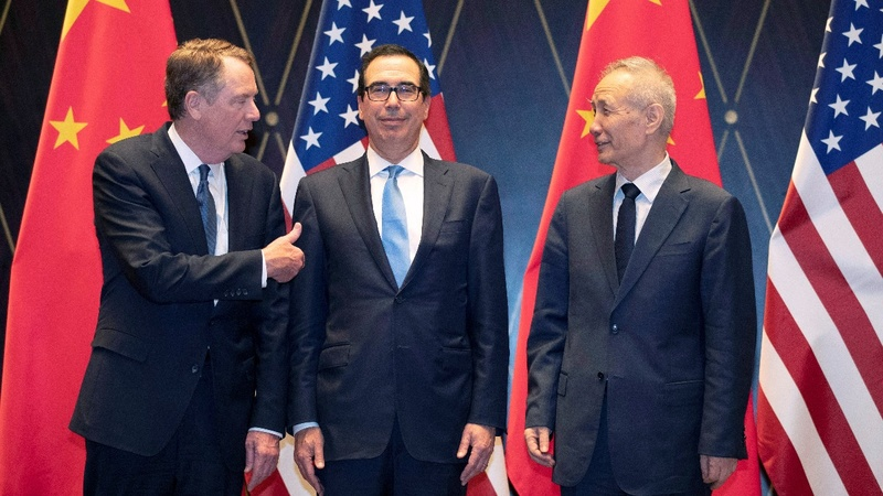 China, U.S. make new bid to break trade deadlock