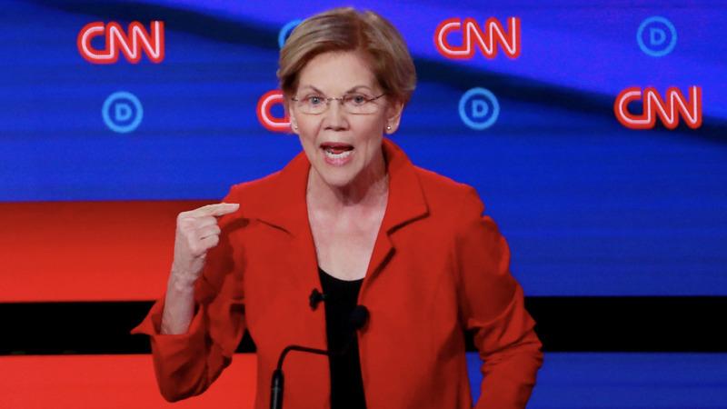 Warren, Bullock stand out in Democratic debate