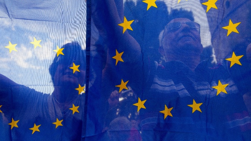 Euro zone growth halves in spur for ECB